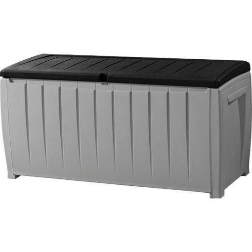 NOVEL műanyag kerti tároló 124x55x62,5 cm