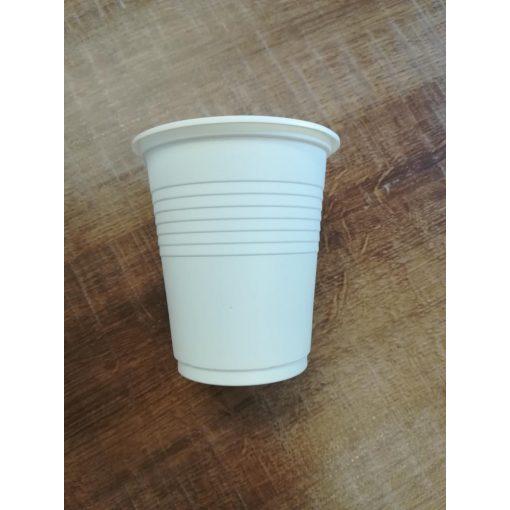 Party pohár kukoricából BIO lebomló 240ml 50 db