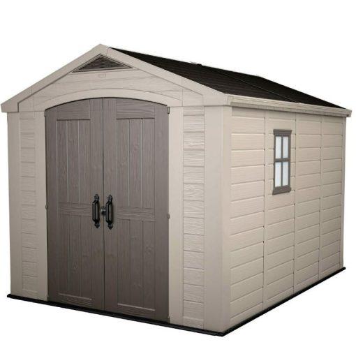 FACTOR 8x11 szerszámos ház 256,5x331,5x243 cm