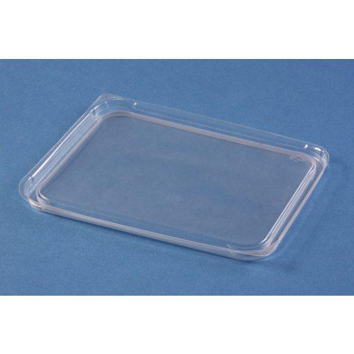Varia doboz tető  PP 500-1000ml mikrózható natúr