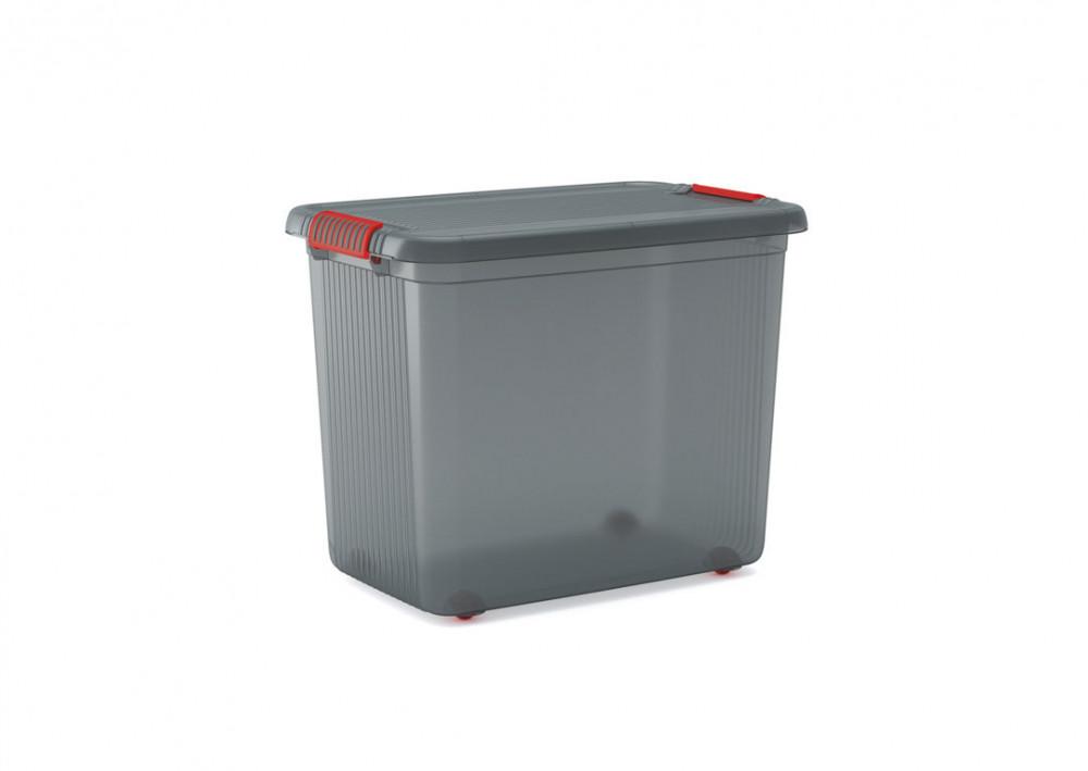 K Latch XXL műanyag tárolódoboz 69 L 59x39x45cm