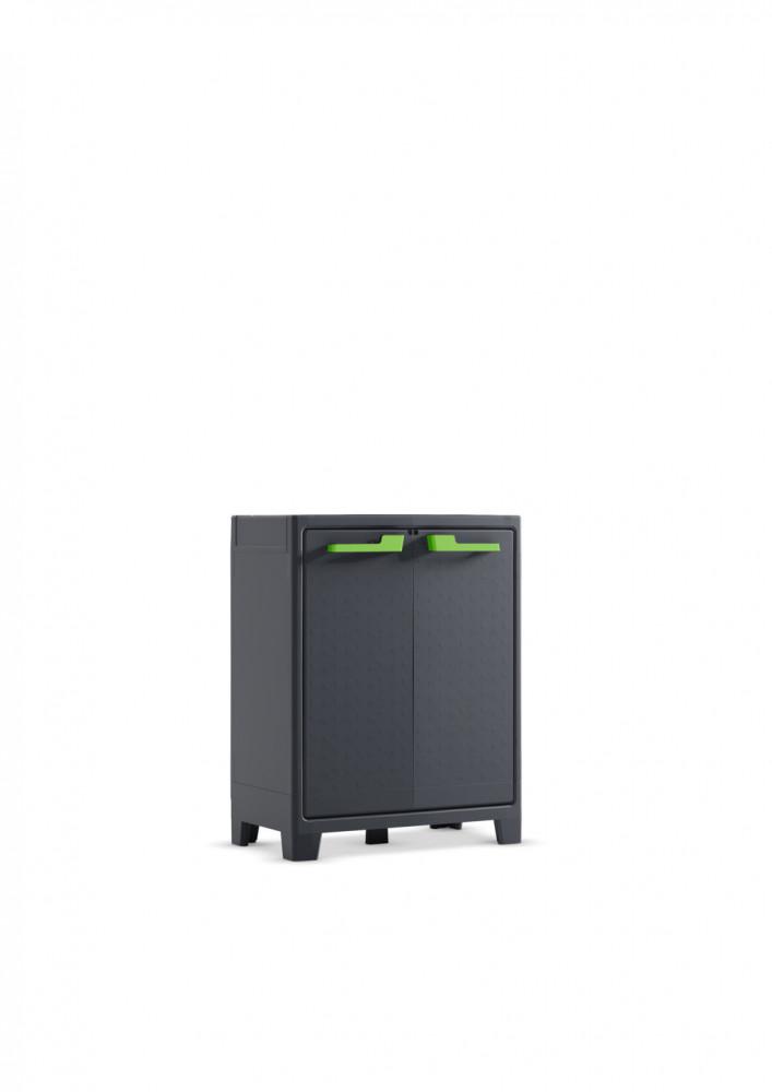 Moby Low műanyag szekrény UV ellenálló 9762